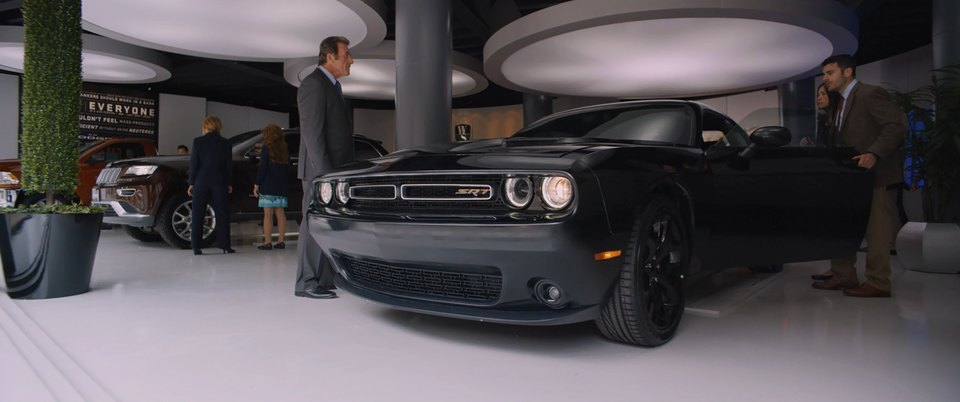 2015 Dodge Challenger SRT 392 LA, Fast and Furious 8 2017