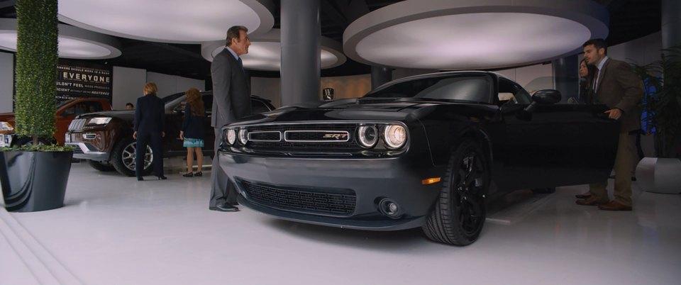 2015 Dodge Challenger SRT 392 LA, Fast and Furious 8 2017