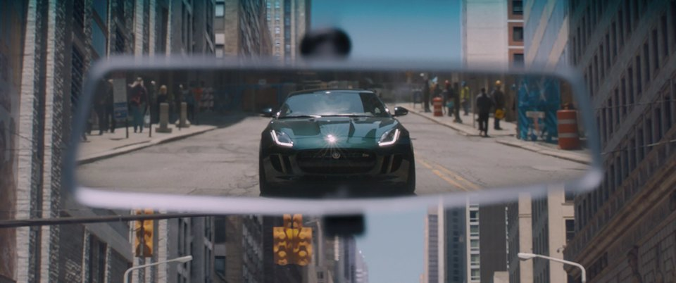 2016 Jaguar F-Type Coupe S X152, The Fate of the Furious