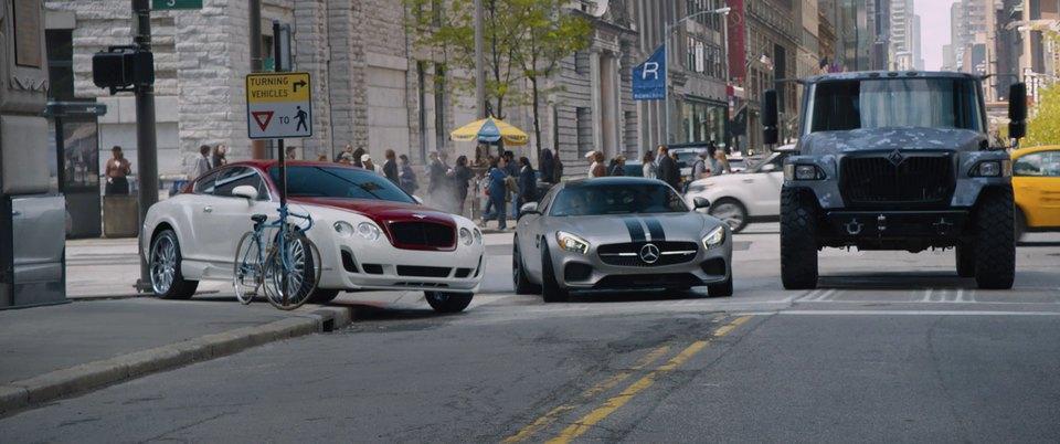 2016 Mercedes-AMG GT S C190
