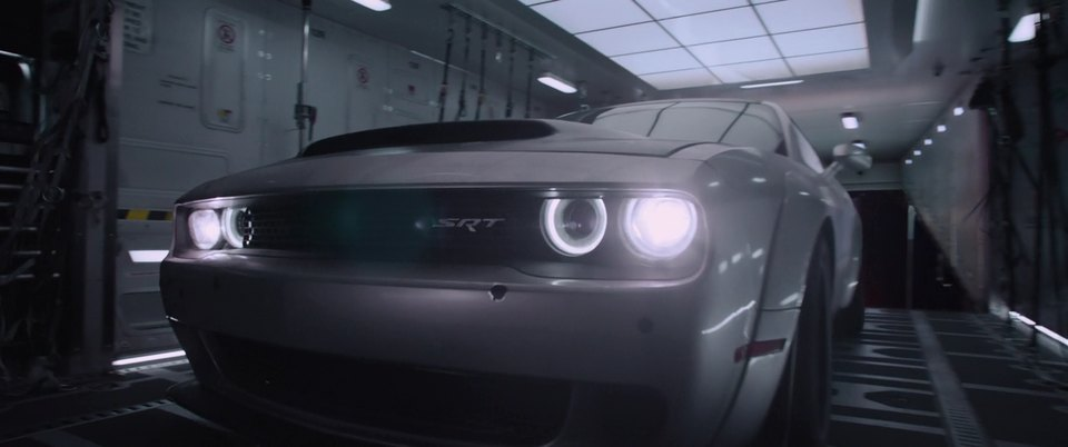 2018 Dodge Challenger SRT Demon Pre-production LA