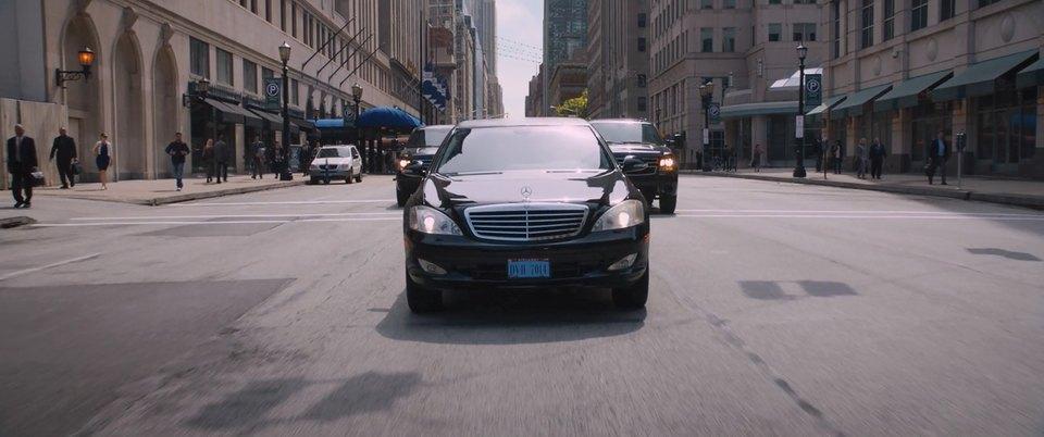 Mercedes-Benz S-Klasse Stretched Limousine V221