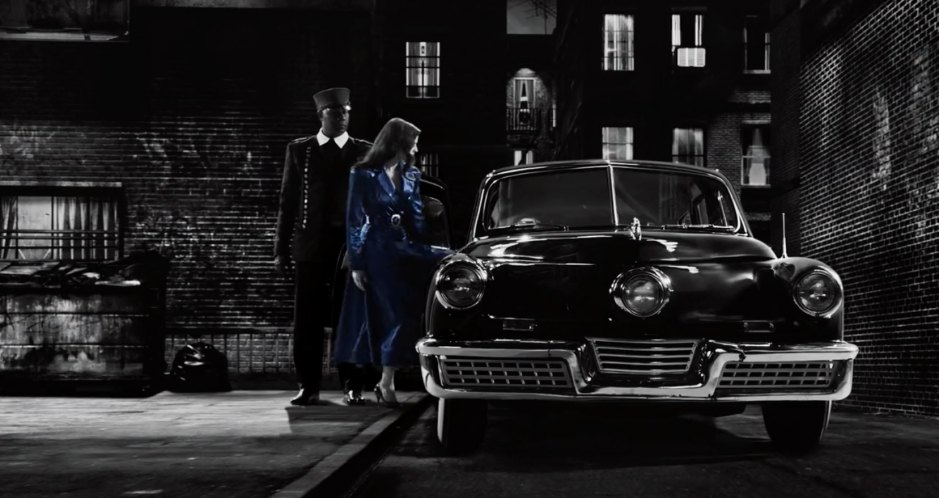 1948 Tucker 48 Torpedo, Sin City A Dame to Kill For 2014