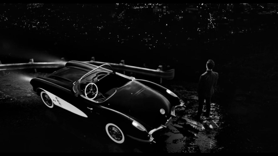1960 Chevrolet Corvette C1, Sin City A Dame to Kill For 2014