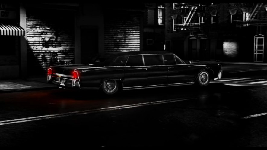1964 Lincoln Continental Executive Limousine