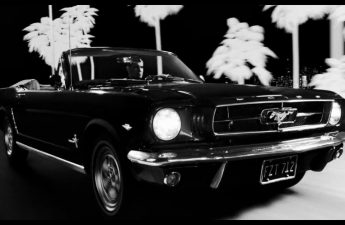 1965 Ford Mustang + Sin City 2