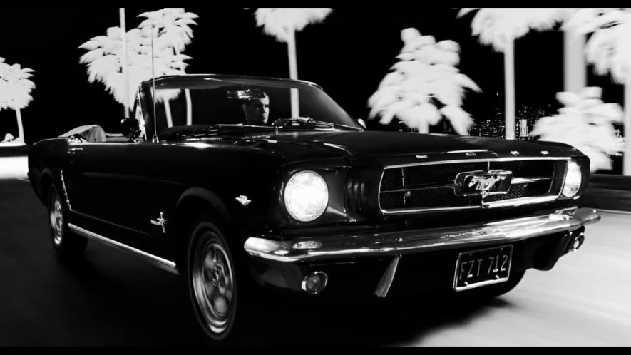 1965 Ford Mustang, Sin City A Dame to Kill For