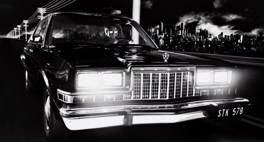 1984 Dodge Diplomat