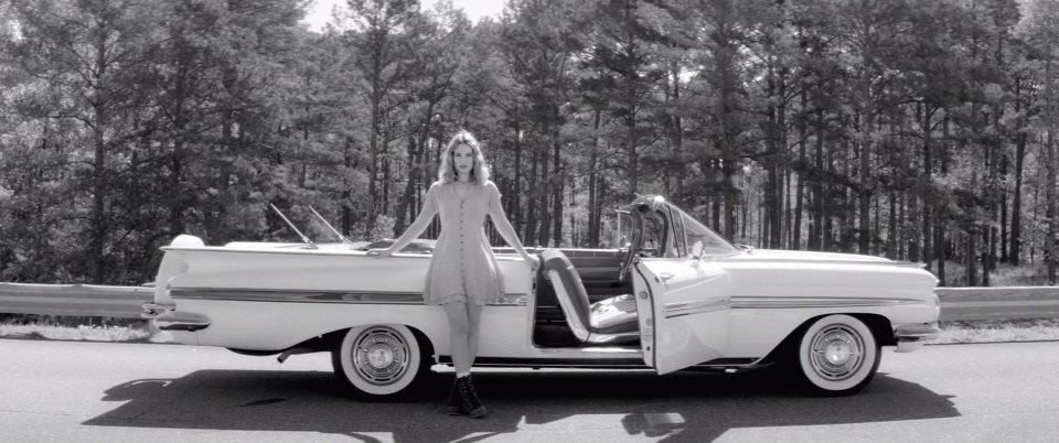 1959 Chevrolet Impala Convertible, Baby Driver + 2017