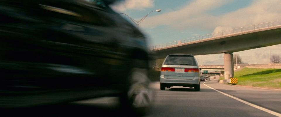2002 Honda Odyssey RL1