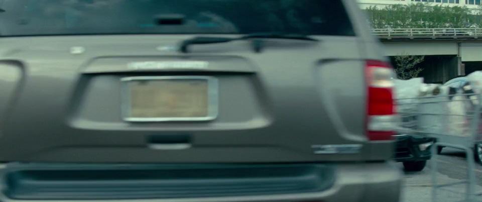 2002 Nissan Pathfinder R50