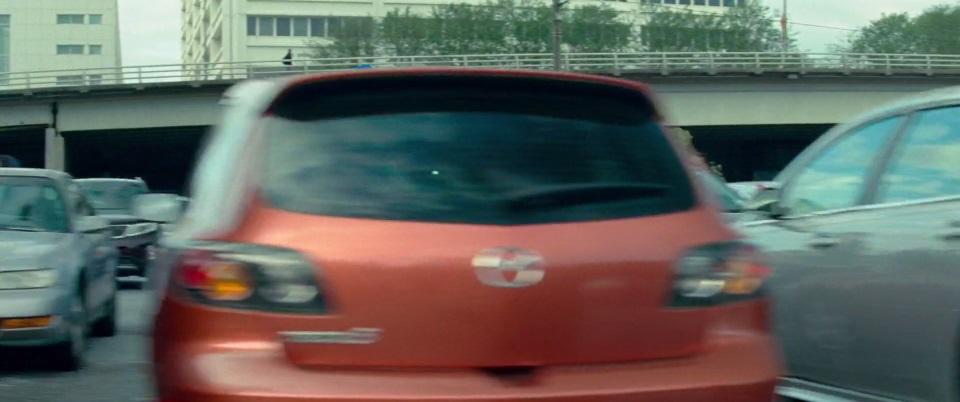 2004 Mazda 3 BK