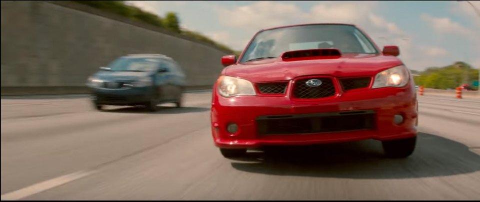 Image result for Subaru Impreza WRX GD -Baby Driver