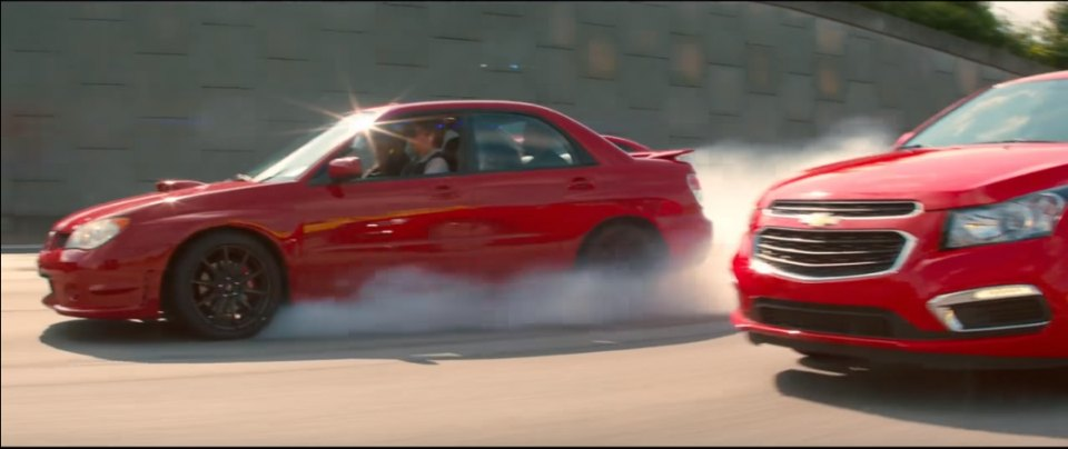 2006 Subaru Impreza WRX GD