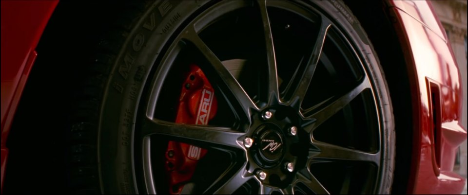 2006 Subaru Impreza WRX GD, Baby Driver