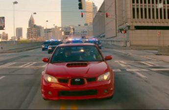 2006 Subaru Impreza WRX GD, Baby Driver + 2017