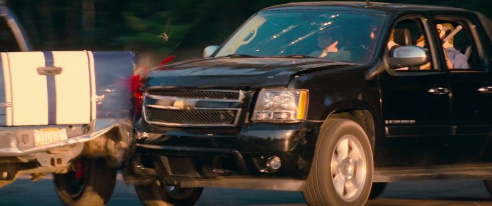 2007 Chevrolet Avalanche GMT900, Baby Driver + 2017