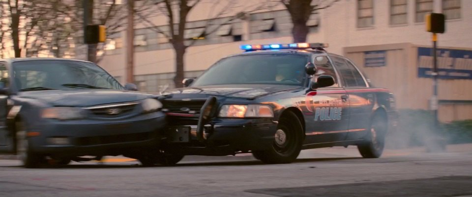 2009 Ford Crown Victoria Police Interceptor P71
