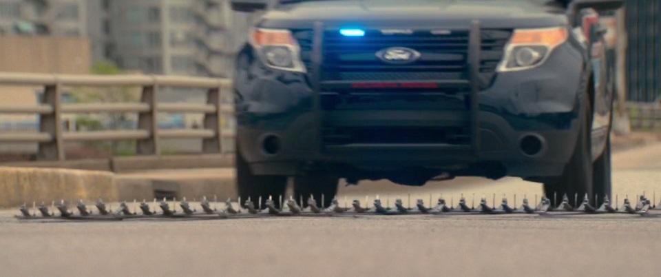 2013 Ford Police Interceptor Utility U502