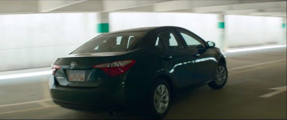 2014 Toyota Corolla LE E170