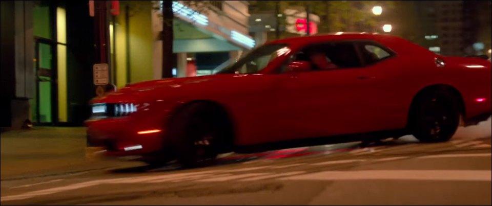 2015 Dodge Challenger SRT Hellcat LA, Baby Driver