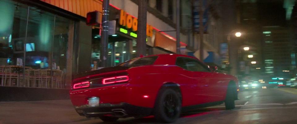 2015 Dodge Challenger SRT Hellcat LA, Baby Driver + 2017