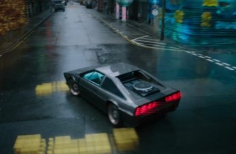 Lotus Esprit Type 82, Ghost in The Shell