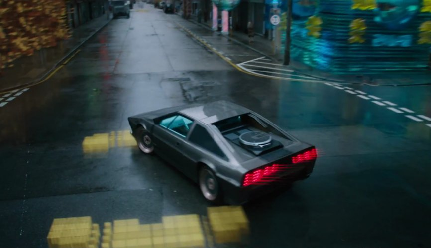 Ghost In The Shell  Cars