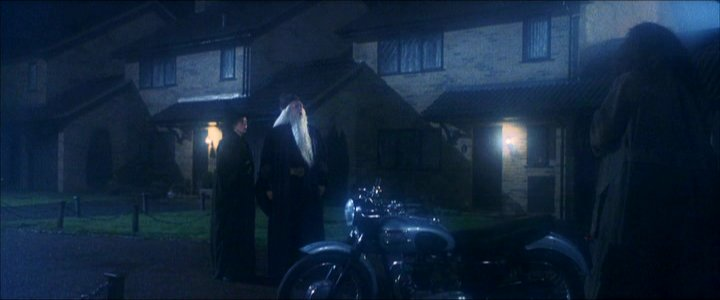 1959 Triumph Bonneville, Harry Potter and the Sorcerers Stone