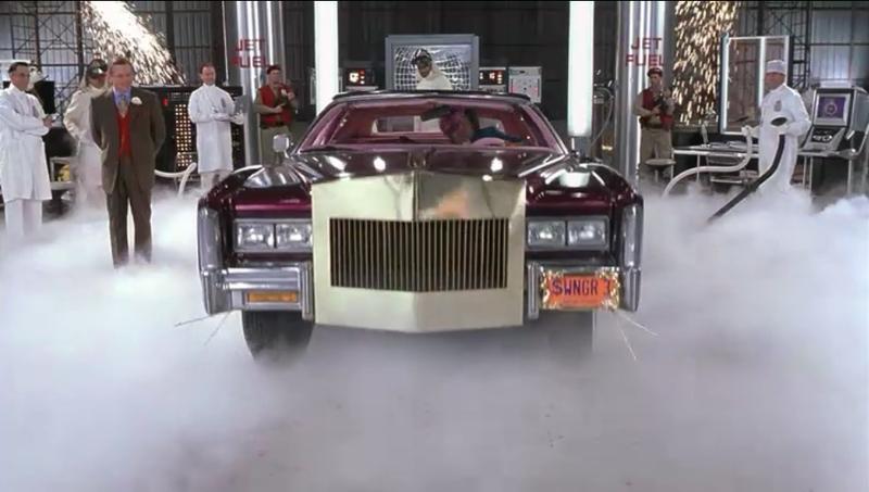 1976 Cadillac Eldorado Customized, Austin Powers in Goldmember