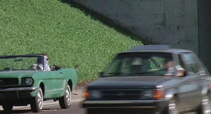 1984 Dodge Omni C2