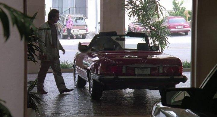 1986 Mercedes-Benz 560 SL R107
