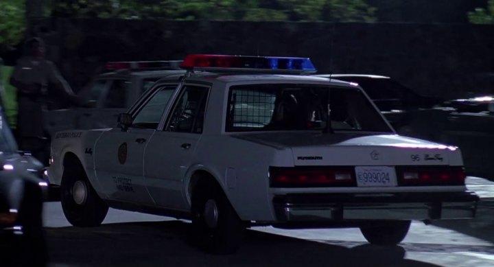 1987 Plymouth Gran Fury