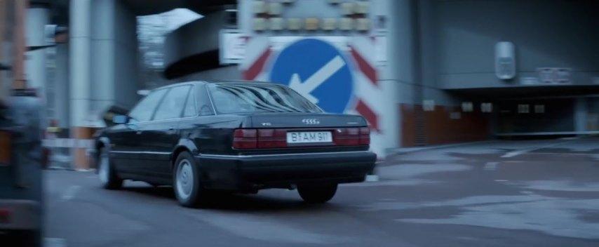 1989 Audi V8 D1 Typ 4C, Atomic Blonde