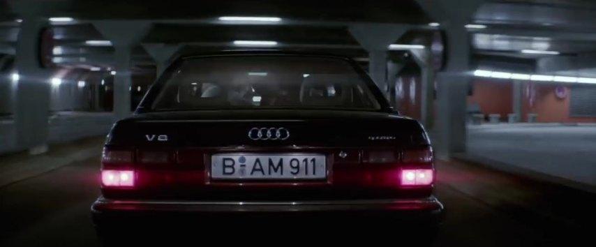 1989 Audi V8 D1 Typ 4C