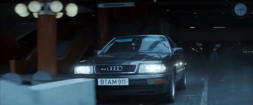 1989 Audi V8 D1 Typ 4C, Atomic Blonde + 2017
