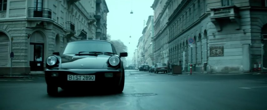1989 Porsche 911 Carrera 964, Atomic Blonde + 2017