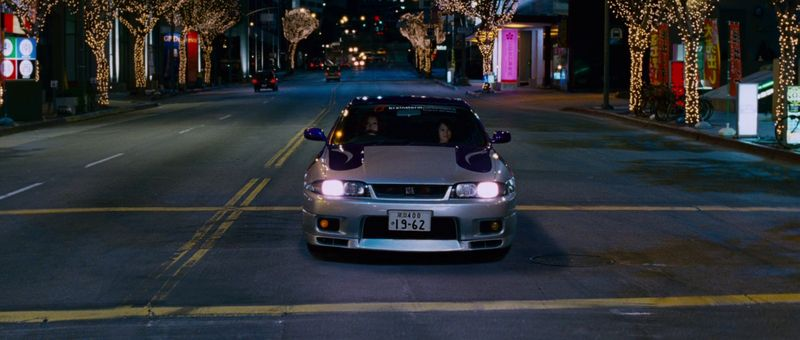 1996 Nissan Skyline GT-R R33, The Fast and the Furious Tokyo Drift 2006