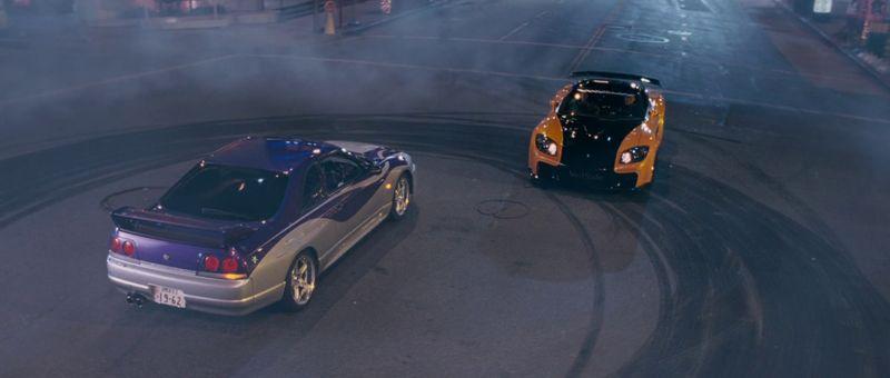 Mazda Veilside Fortune Rx