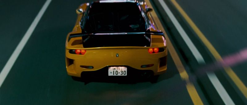 1997 Mazda VeilSide Fortune RX-7