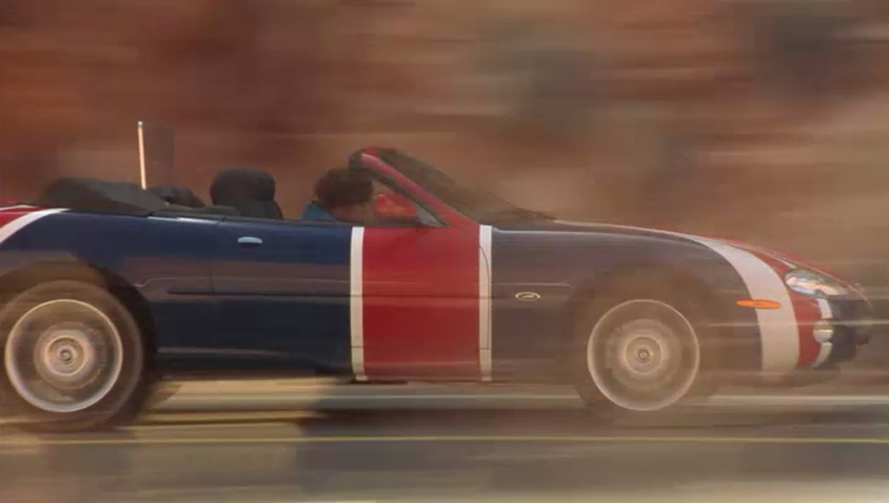 2001 Jaguar XK8 X100, Austin Powers 3