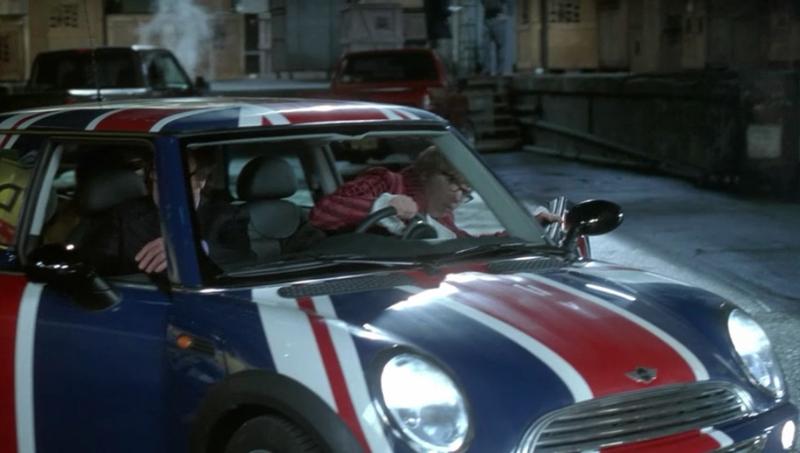2001 MINI Cooper R50, Austin Powers 3