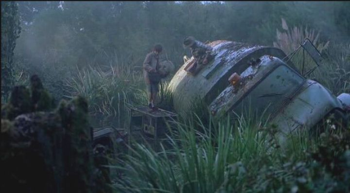 All The Cars In Jurassic Park 3 2001