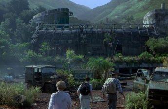 1978 Toyota Land Cruiser J40, Jurassic Park 3 2001