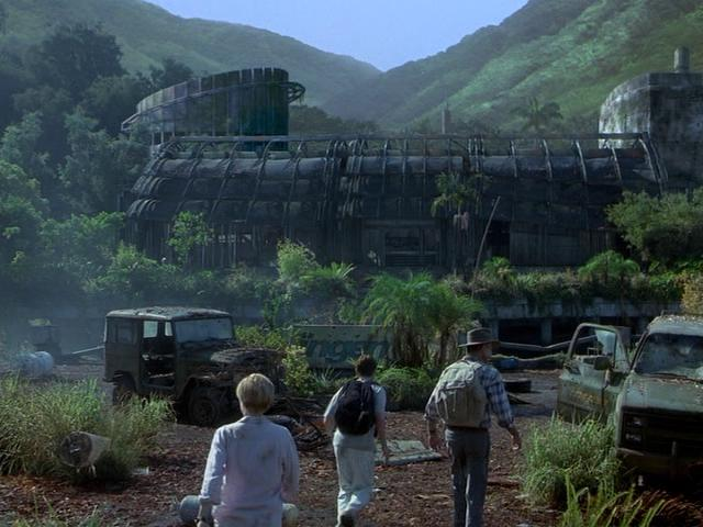 1978 Toyota Land Cruiser J40, Jurassic Park 3 + 2001