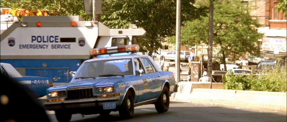 1984 Dodge Diplomat, Leon The Professional 1994