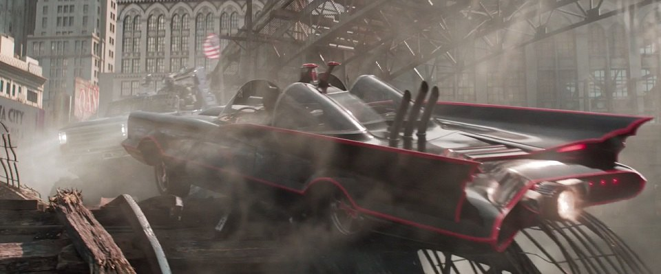 1955 Lincoln Futura Batmobile by Barris Kustoms + Ready Player One 2018