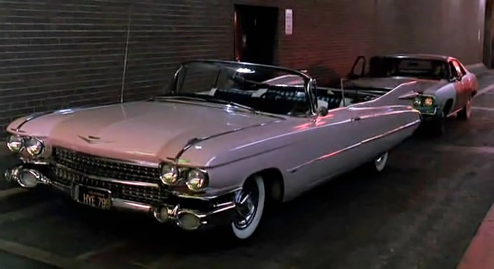 1959 Cadillac Series 62 Convertible 6267F