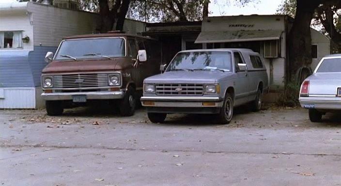 1973 Chevrolet SportVan
