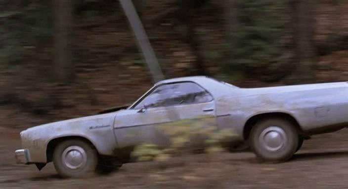 1977 Chevrolet El Camino + Pink Cadillac film